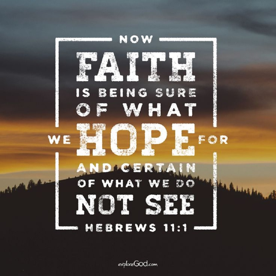 Fiath to Hope
