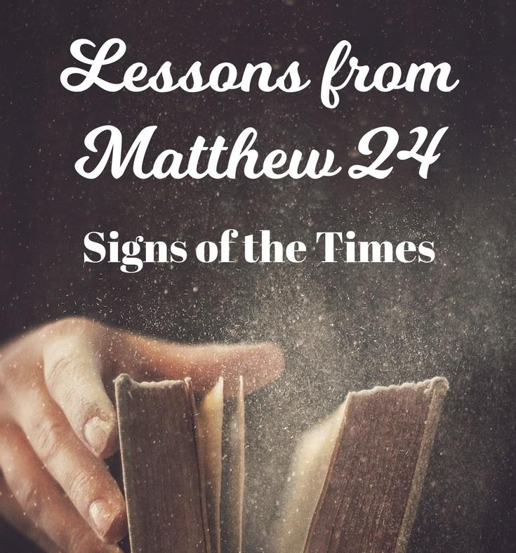 Matthew 24 v2