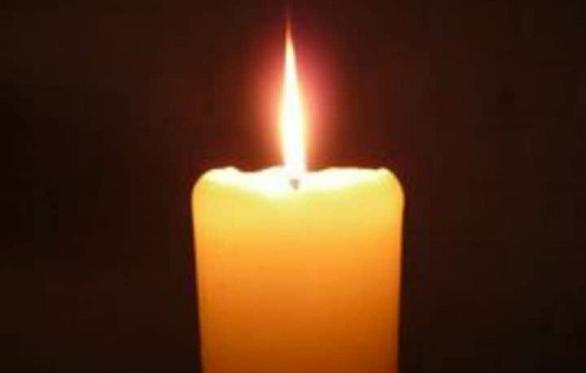 Candle for Paul Omokhua