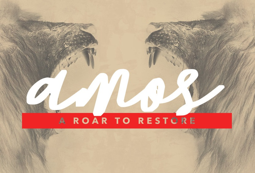 Amos - roar to restore 2